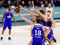 THY Euroleague: Anadolu Efes: 78 - Panathinaikos: 62