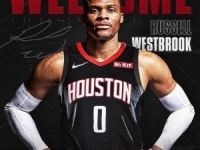 Russell Westbrook resmen Houston Rockets'ta